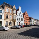 Wismar - Innenstadf
