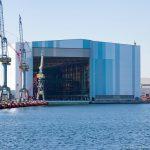 Werftgebäude - Wismar