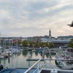 Konstanz im Hafen