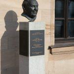 Ludwig Erhard - in Fürth