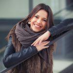 Model - Brunette - Fotoshooting mit Fotograf in Würzburg