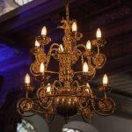 Leuchter in Nikolaikirche