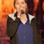 Mona Harry - auf der Bühne