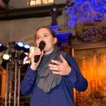 Mona Harry on Stage in Nikolaikirche