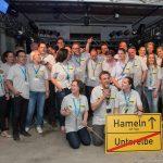 HAKO 2017 - von Unterelbe nach Hameln