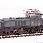 Fleischmann E 60 08 - Seitenansicht - Modelleisenbahn-Produktfotografie