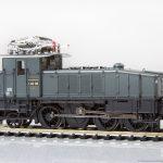 Fleischmann E 60 08 - Spiegelung - Modelleisenbahn-Produktfoto Würzburg
