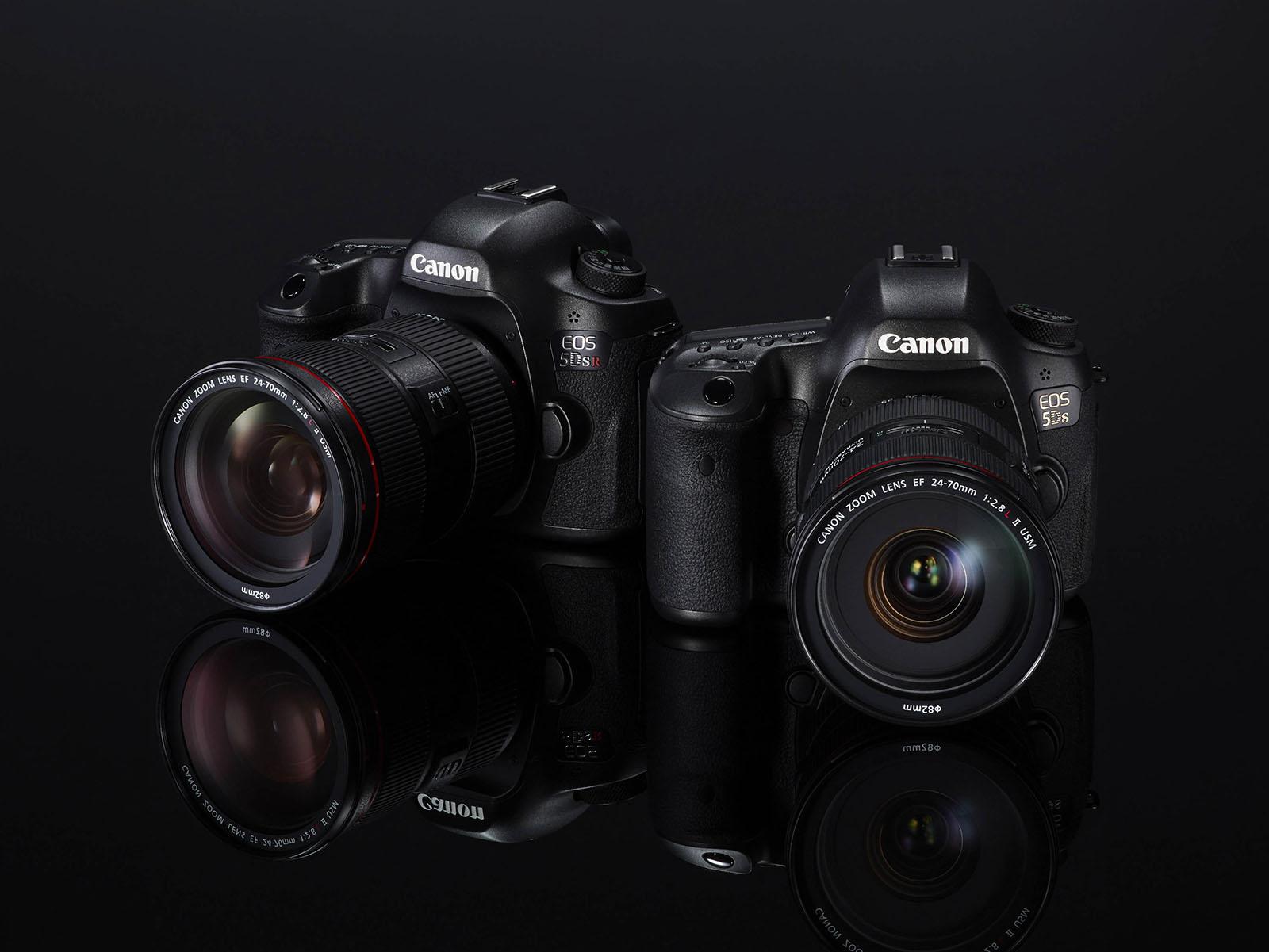 Canon EOS 5DS und EOS 5DS R