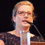 Kristine Lütke - Bundesvorsitzende WJ Deutschland 2018