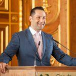 Husain Mahmoud - Präsident WJ Augsburg