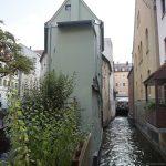 Wasser in der Stadt - Augsburg