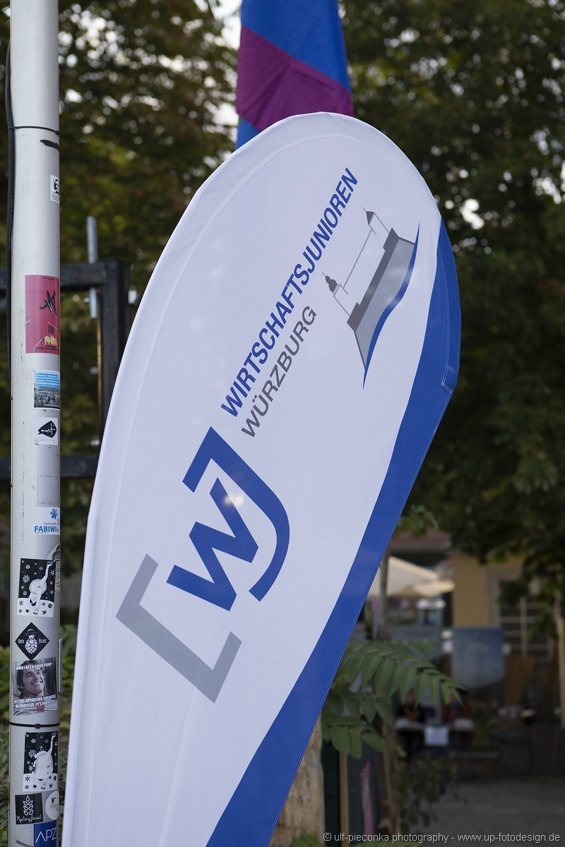 WJ-Würzburg Fahne