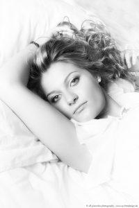 Studioportrait - Fotoshooting - Boudoir