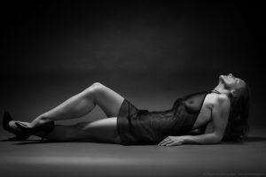 Sexy Woman im Fotostudio - Fotoshooting Würzburg Kürnach